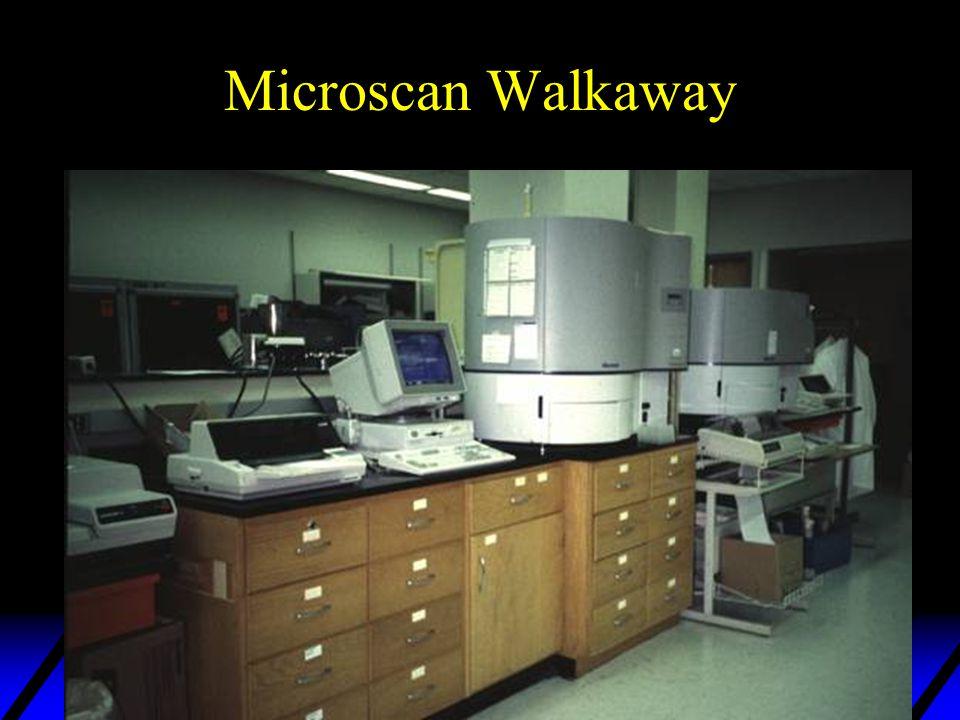 Microscan Walkaway