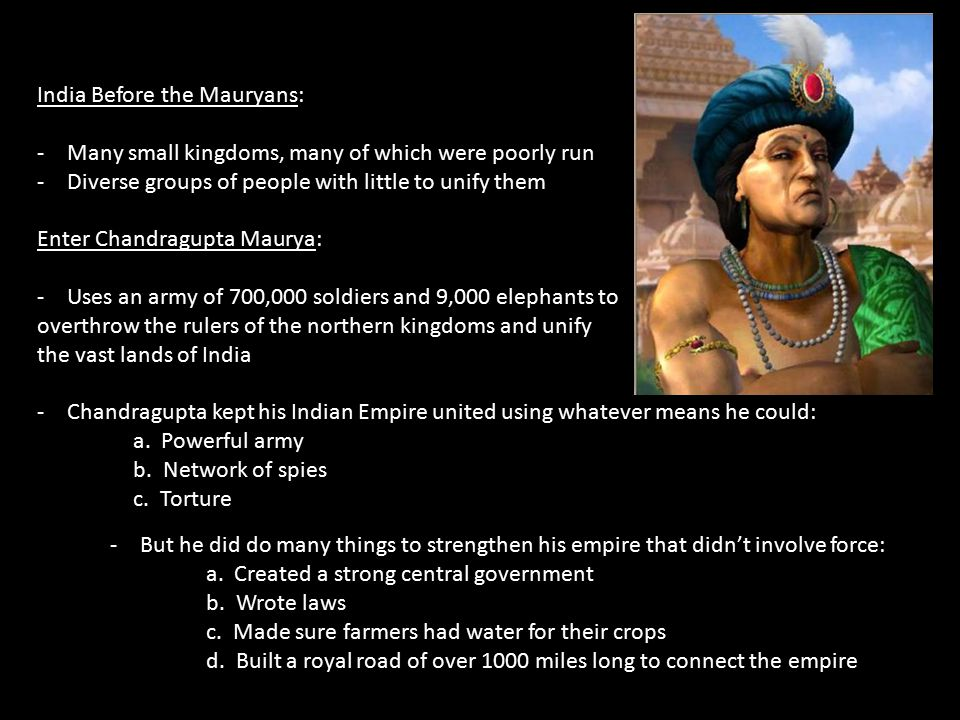 India Before the Mauryans: