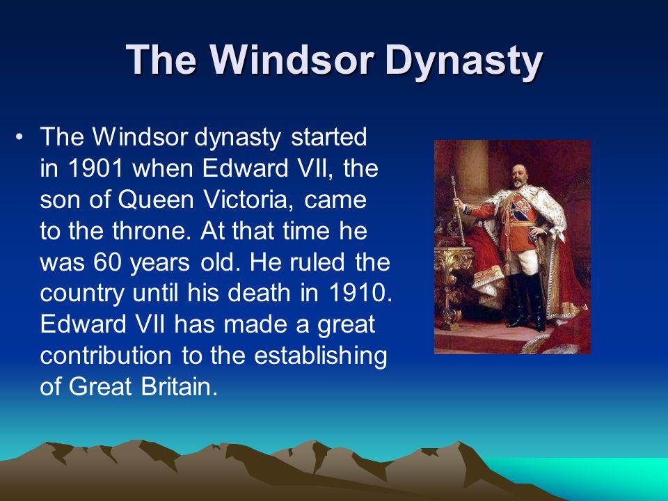 The Windsor Dynasty