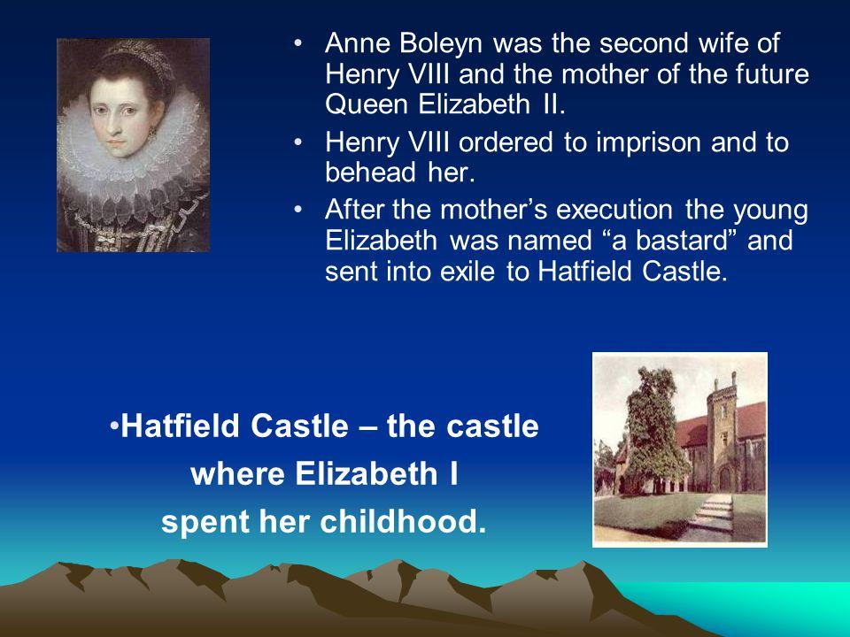 Hatfield Castle – the castle