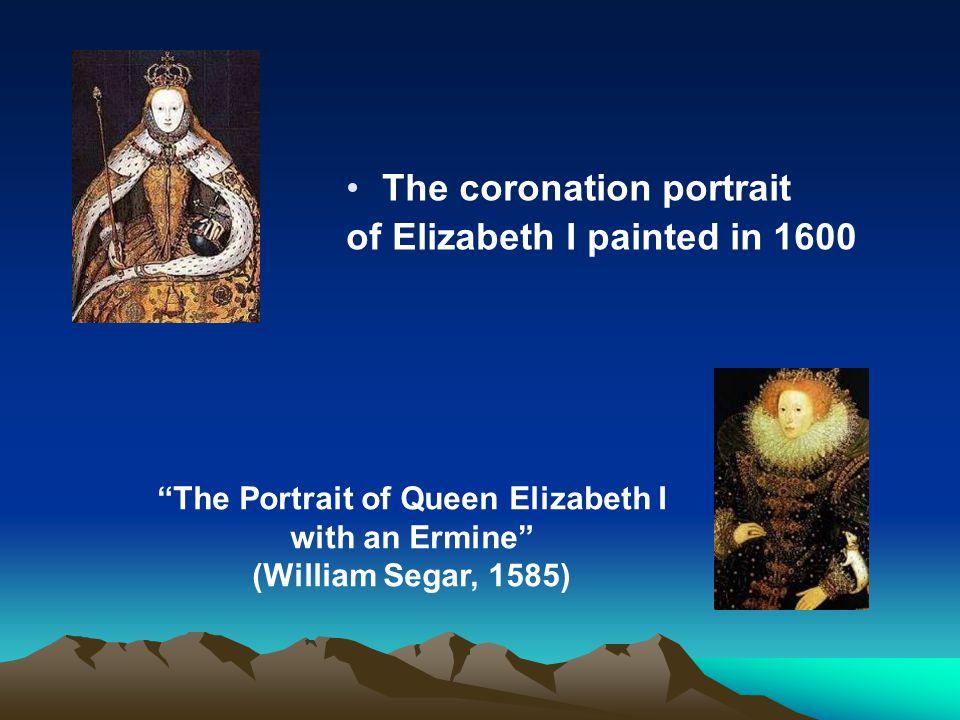 The Portrait of Queen Elizabeth I