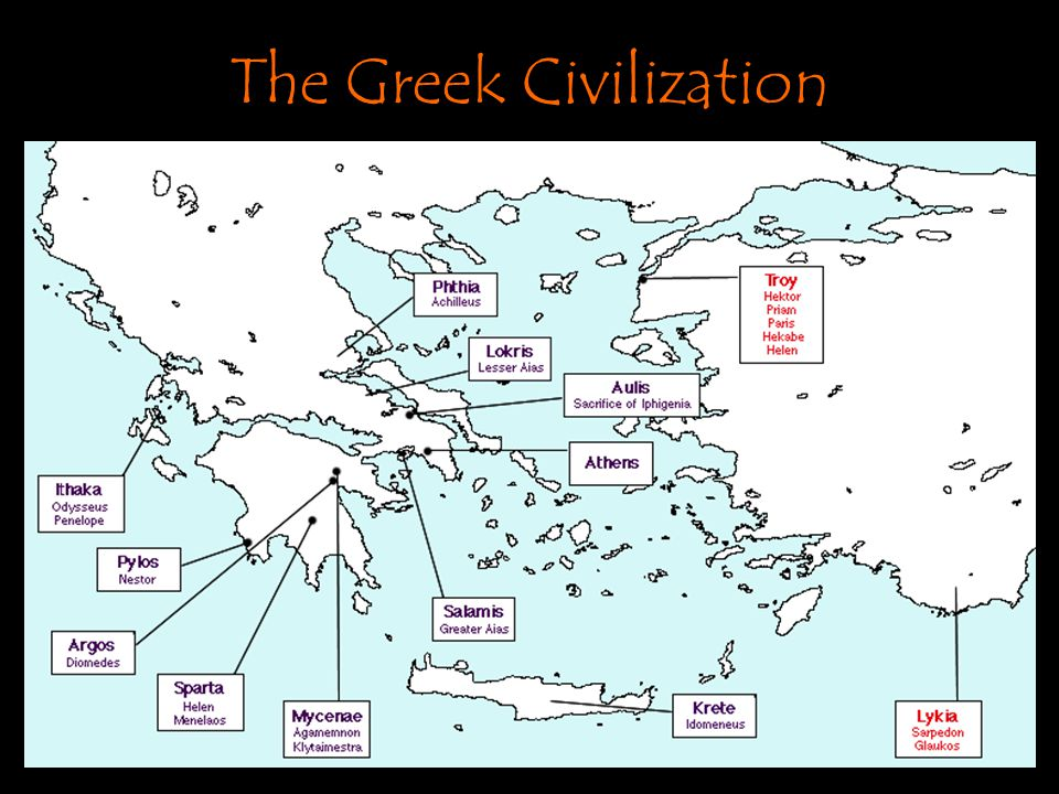 The Greek Civilization