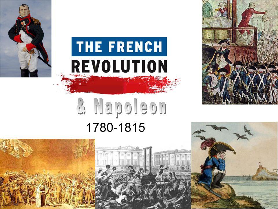& Napoleon 1780-1815