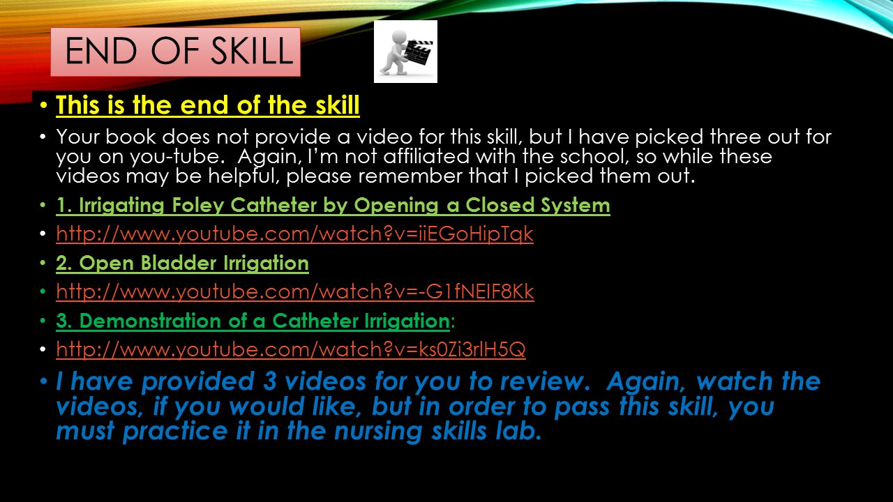 END OF SKILL This is the end of the skill