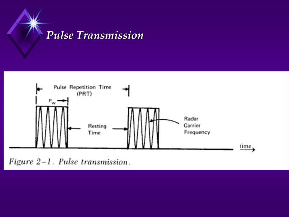 Pulse Transmission