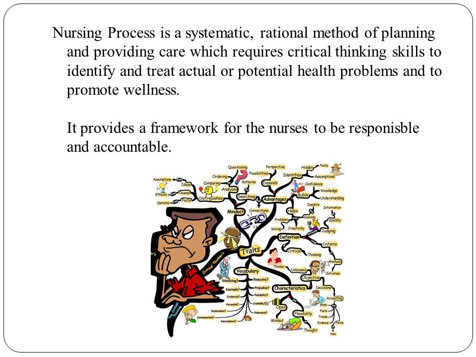 importance of critical thinking in nursing practice