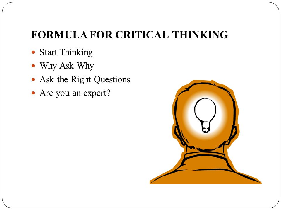 Critical thinking in nursing               Critical thinking in nursing process ThinkWatson com