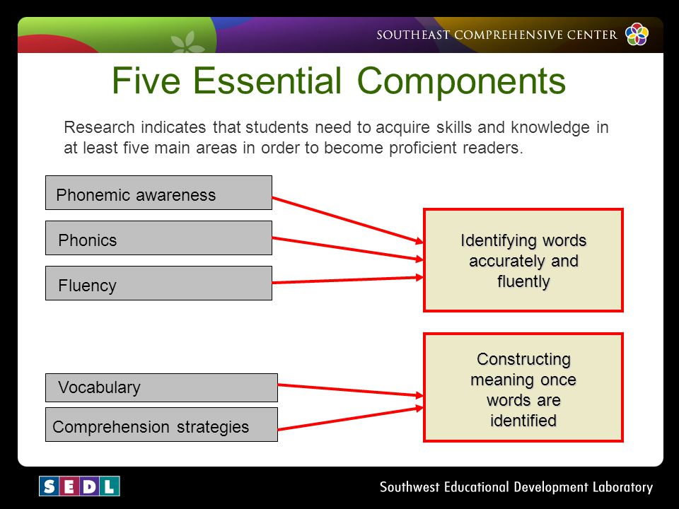 Five Essential Components