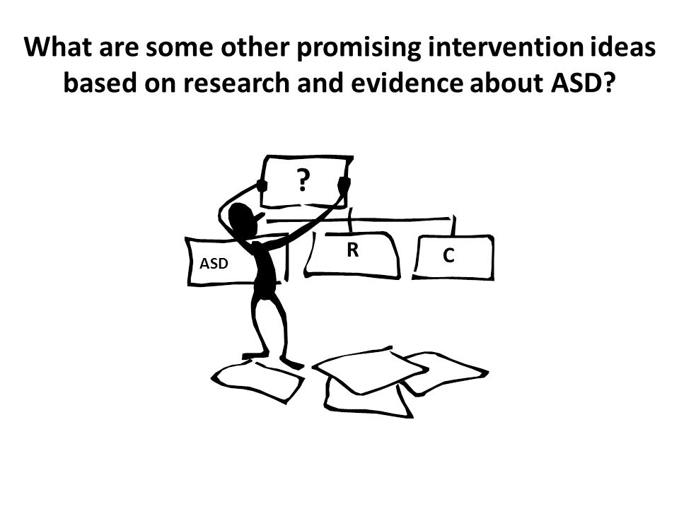 What are some other promising intervention ideas based on research and evidence about ASD