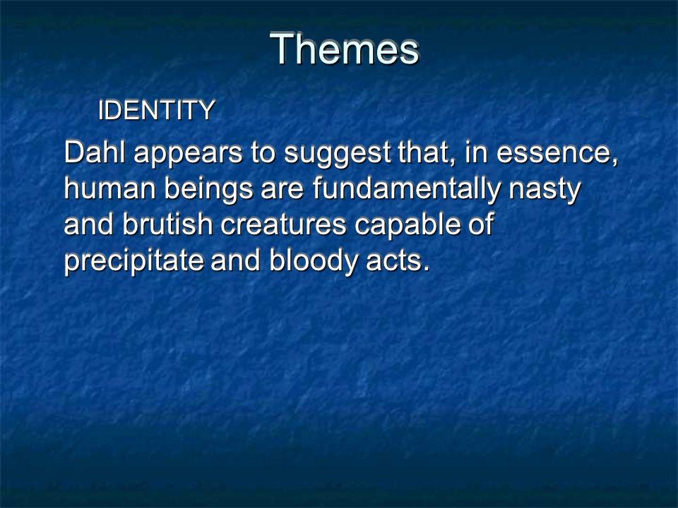 Themes IDENTITY.