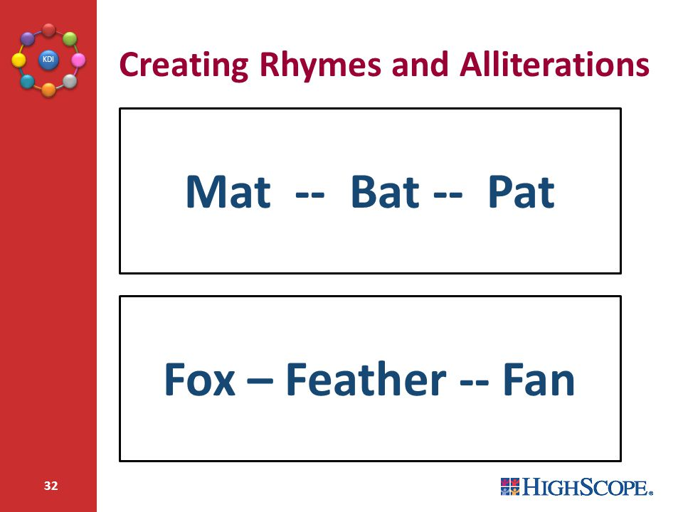 Creating Rhymes and Alliterations
