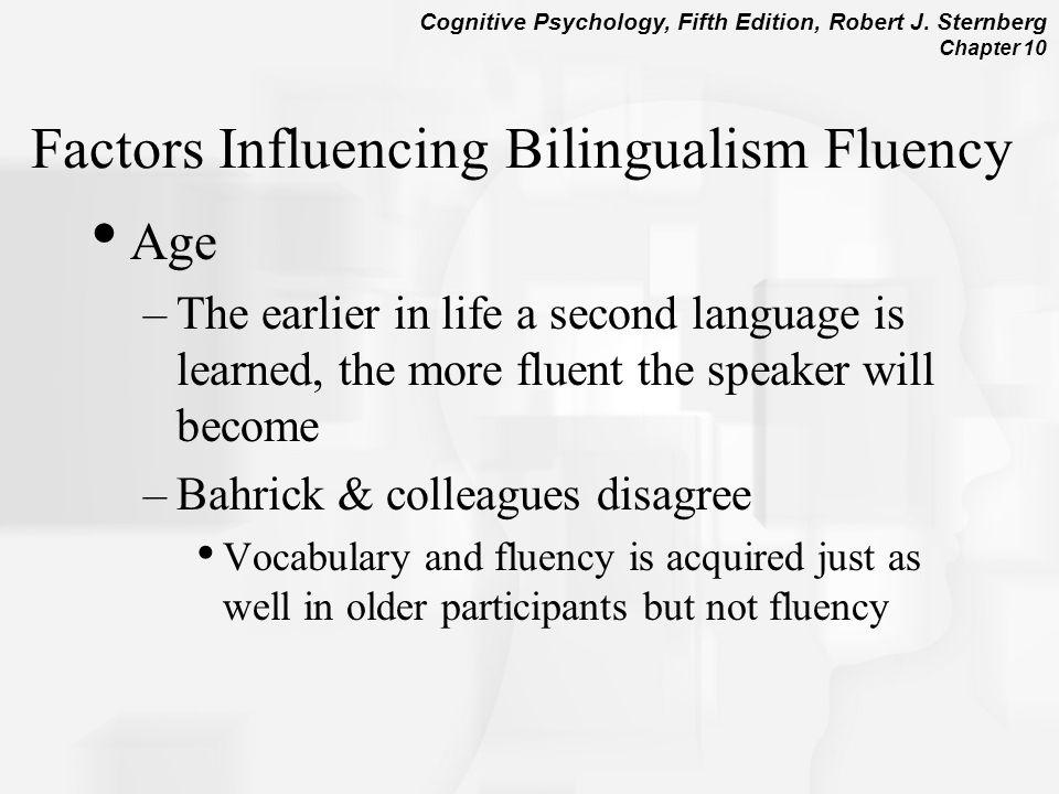 Factors Influencing Bilingualism Fluency