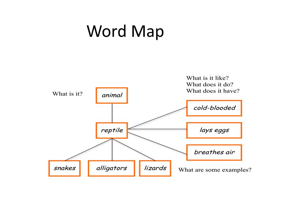 Word Map