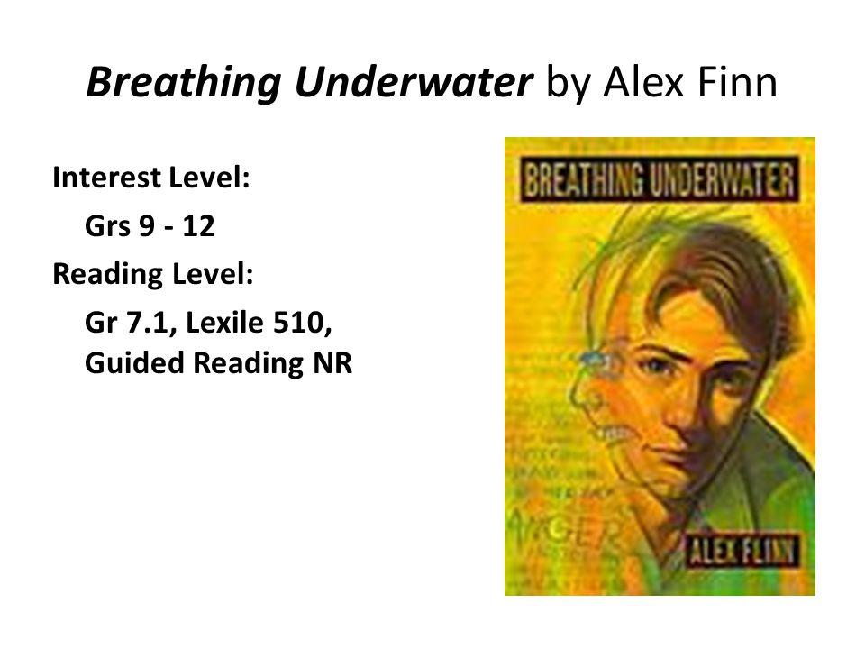 Breathing Underwater by Alex Finn