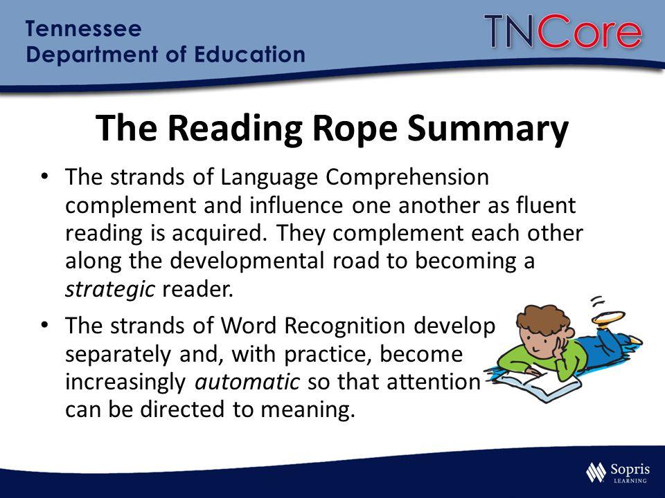 The Reading Rope Summary