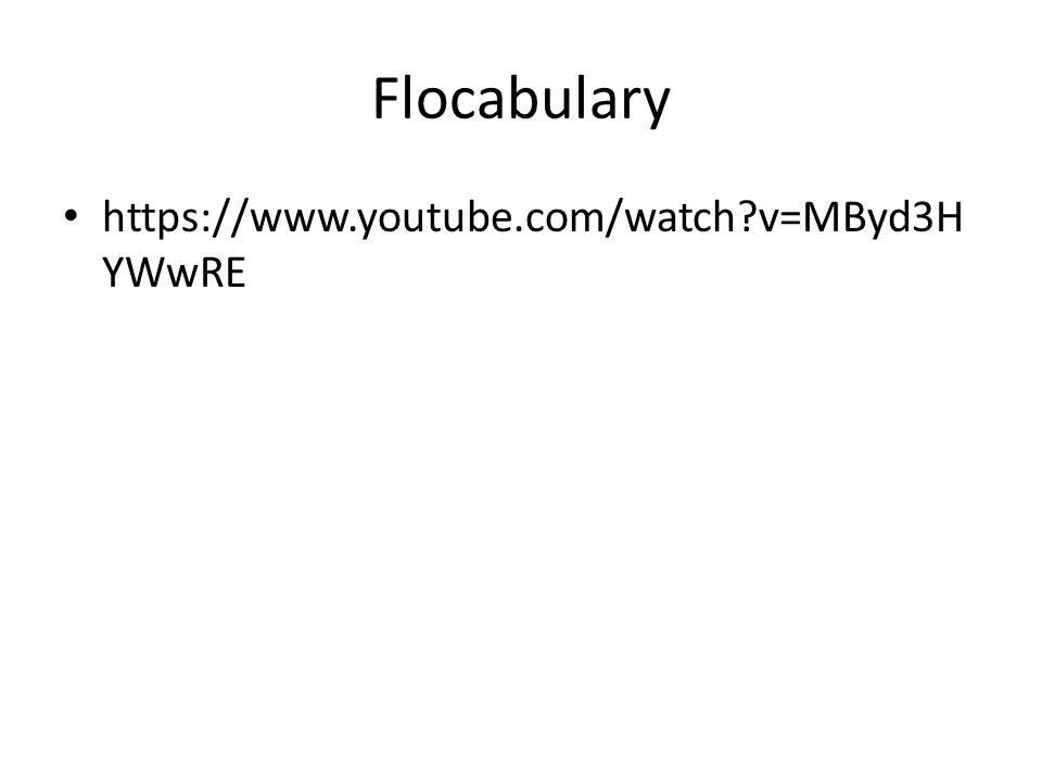 Flocabulary https://www.youtube.com/watch v=MByd3HYWwRE