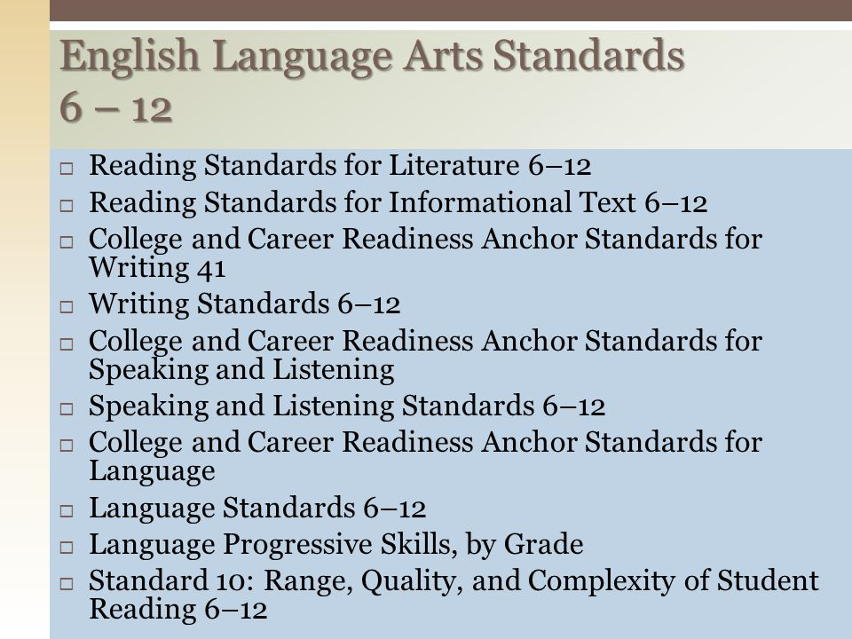 college and career readiness essay English college and career readiness standards or print the set of english standards because it is obviously irrelevant in terms of the topic of the essay.