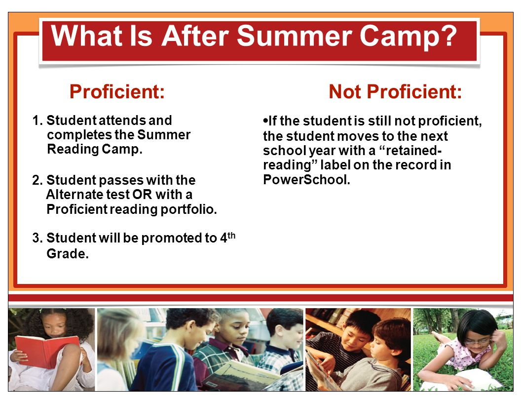 What Is After Summer Camp