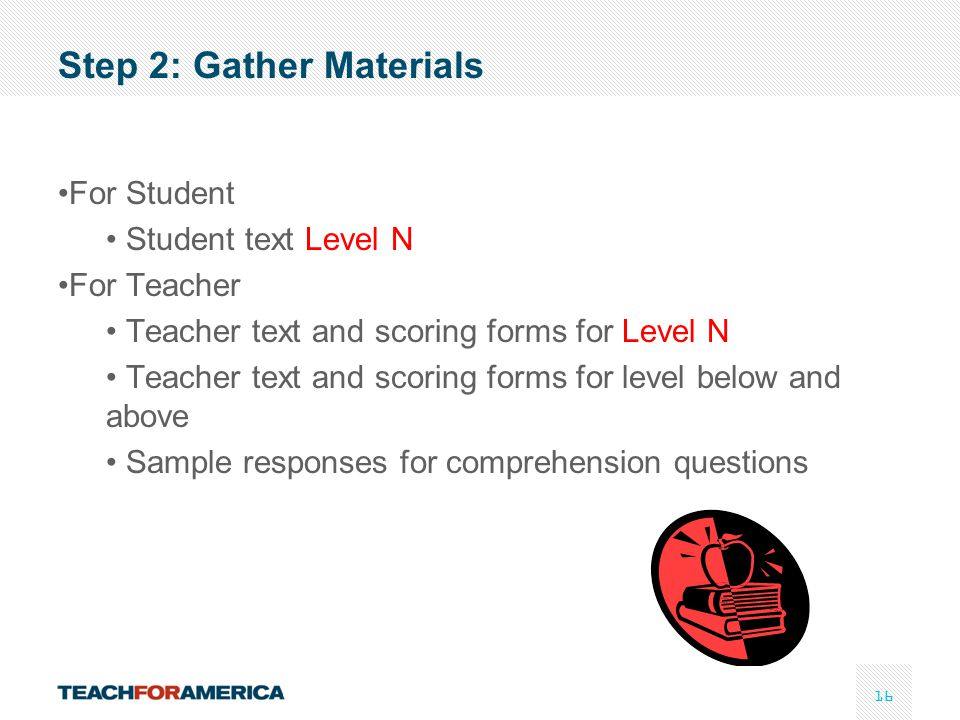 Step 2: Gather Materials