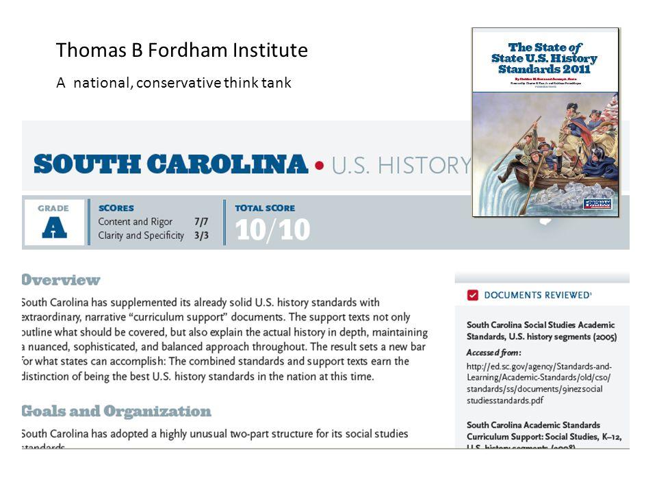 Thomas B Fordham Institute
