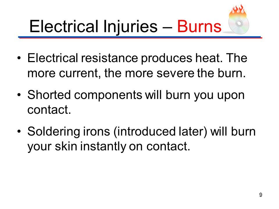 Electrical Injuries – Burns