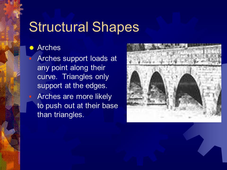 Structural Shapes Arches