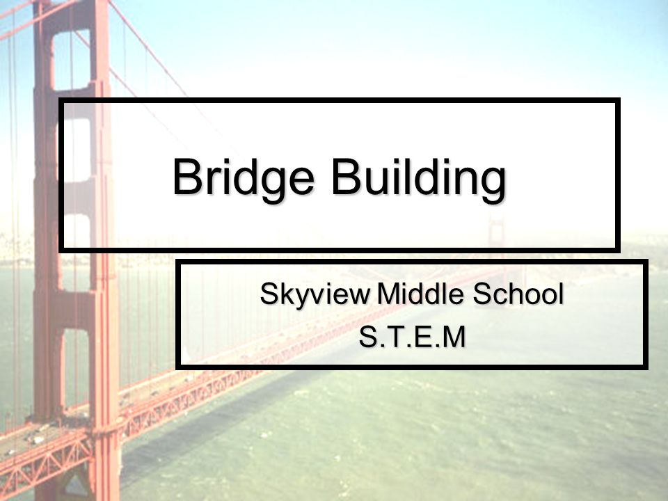 Skyview Middle School S.T.E.M