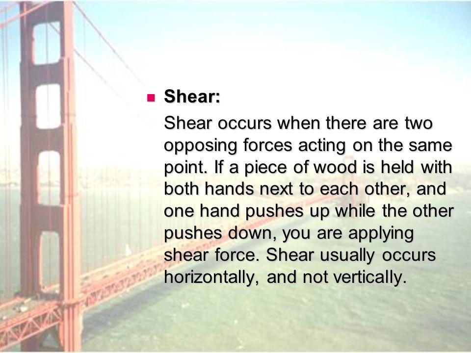Shear: