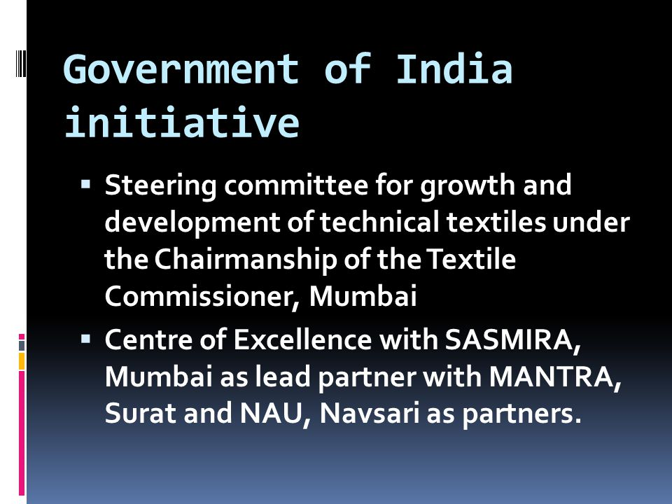 Government of India initiative