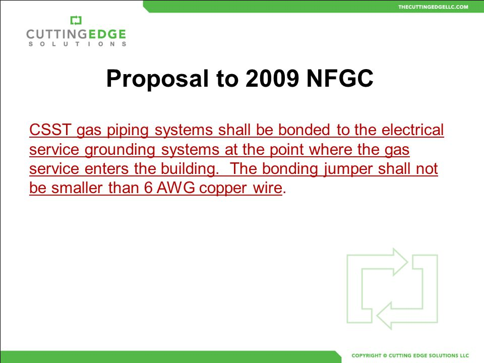 Proposal to 2009 NFGC