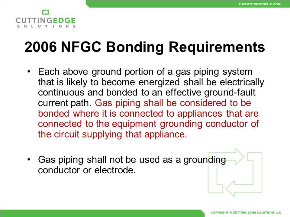 2005 IN-IRC Bonding Requirements