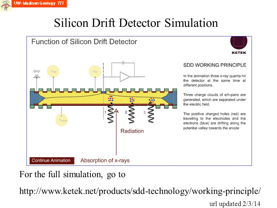 Silicon Drift Detector Simulation