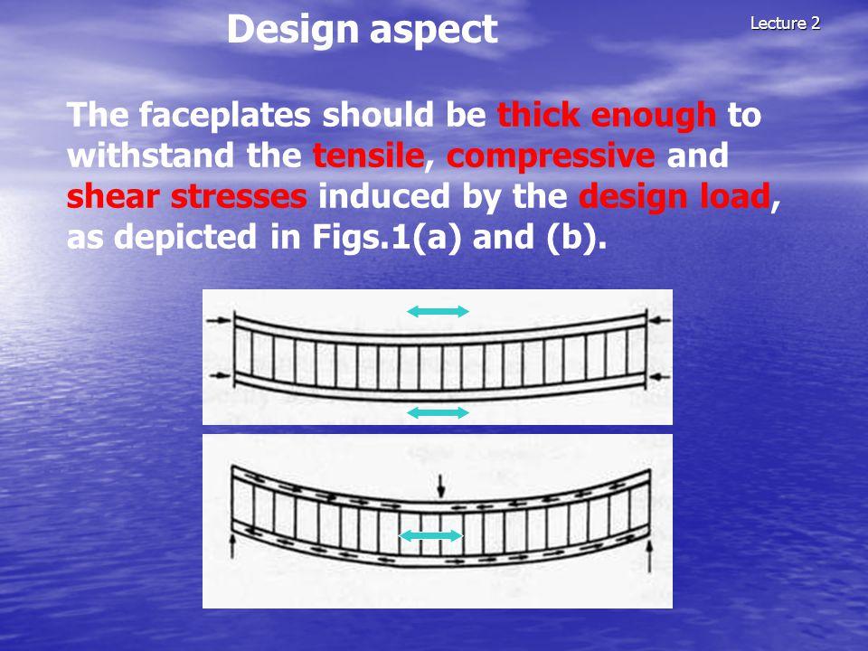 Design aspect Lecture 2.