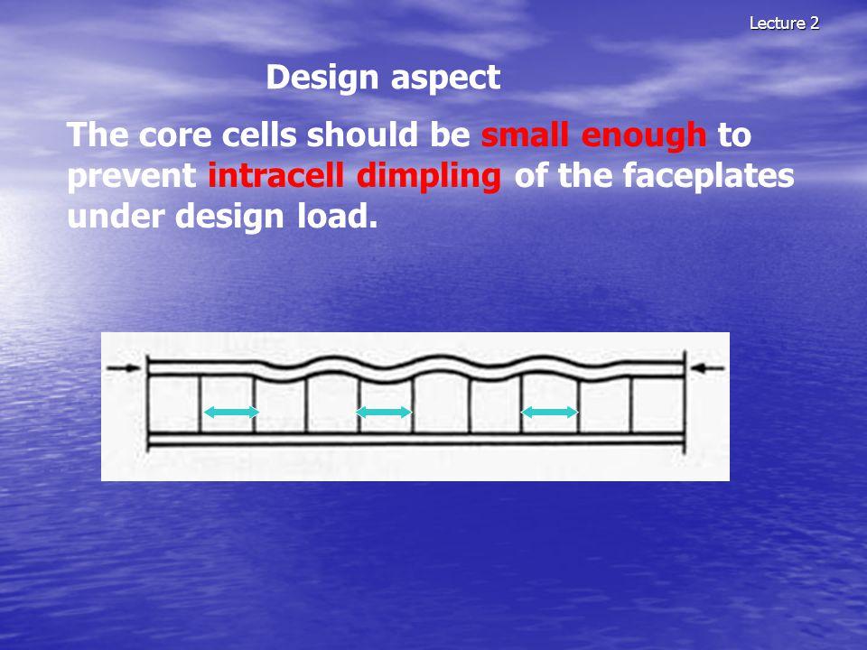 Lecture 2 Design aspect.