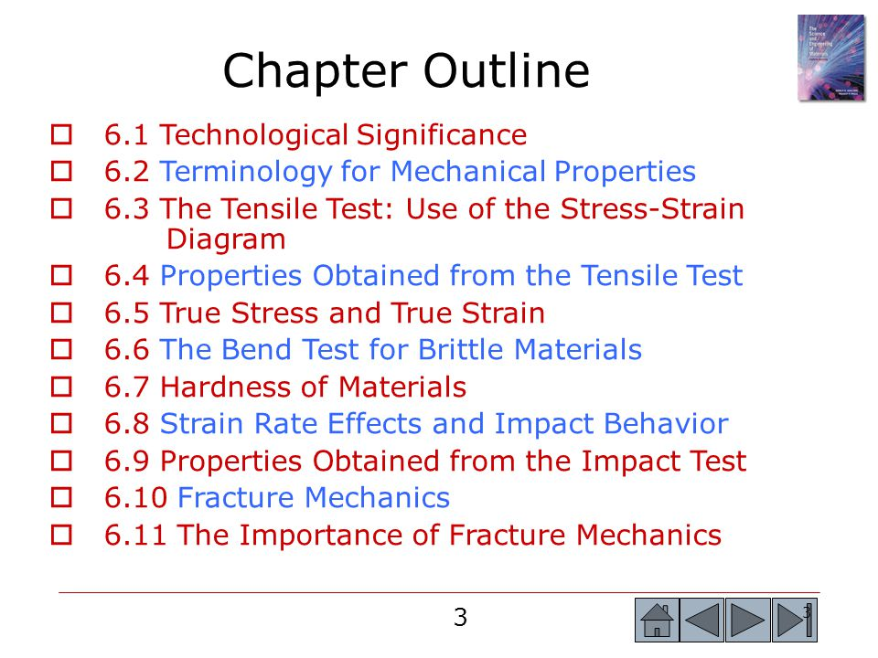 Chapter Outline 6.1 Technological Significance