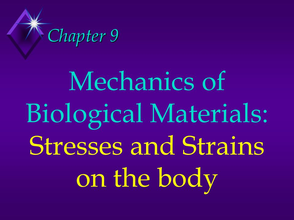 Biological Materials:
