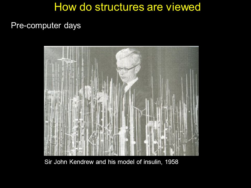 How do structures are viewed