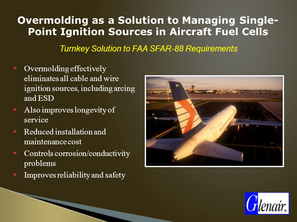 Turnkey Solution to FAA SFAR-88 Requirements