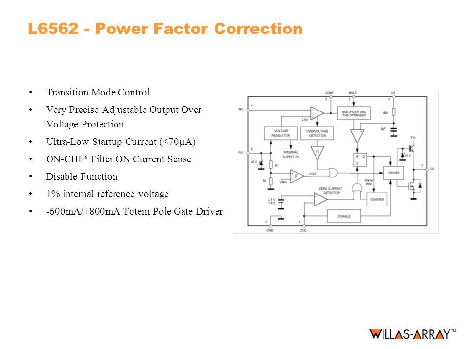 L6562 - Power Factor Correction