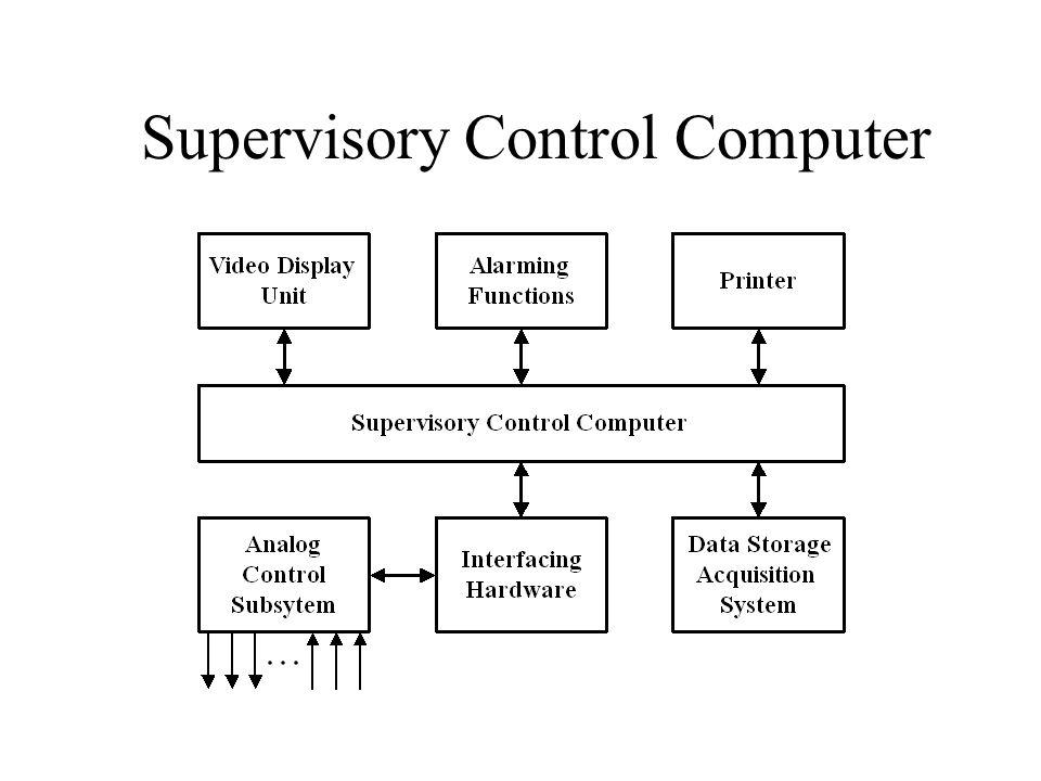 Supervisory Control Computer