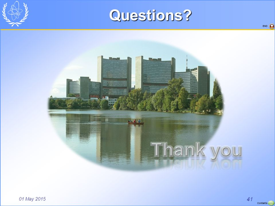 Questions Thank you 41