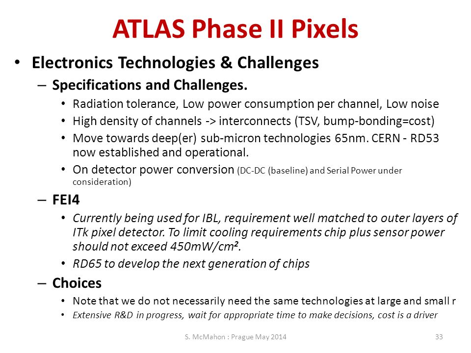 ATLAS Phase II Pixels Electronics Technologies & Challenges