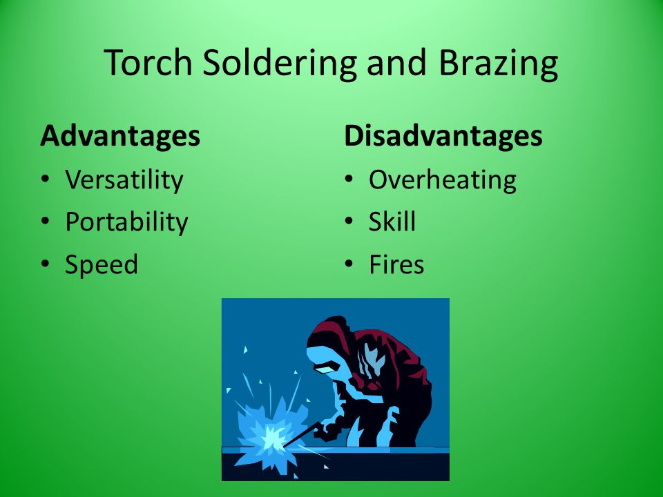 Torch Soldering and Brazing