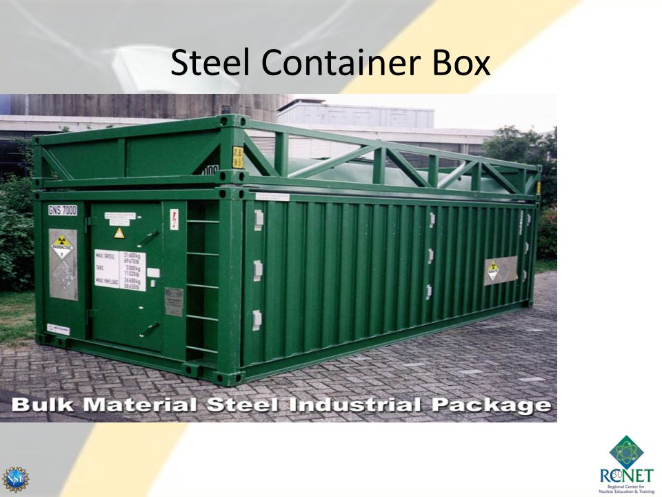 Steel Container Box