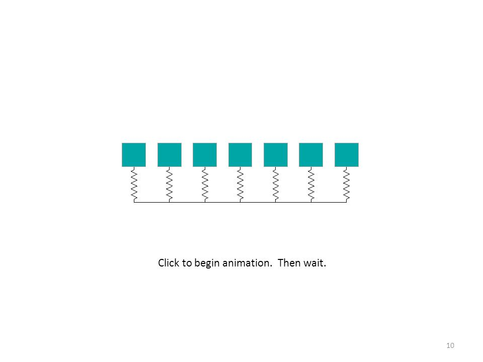 Click to begin animation. Then wait.