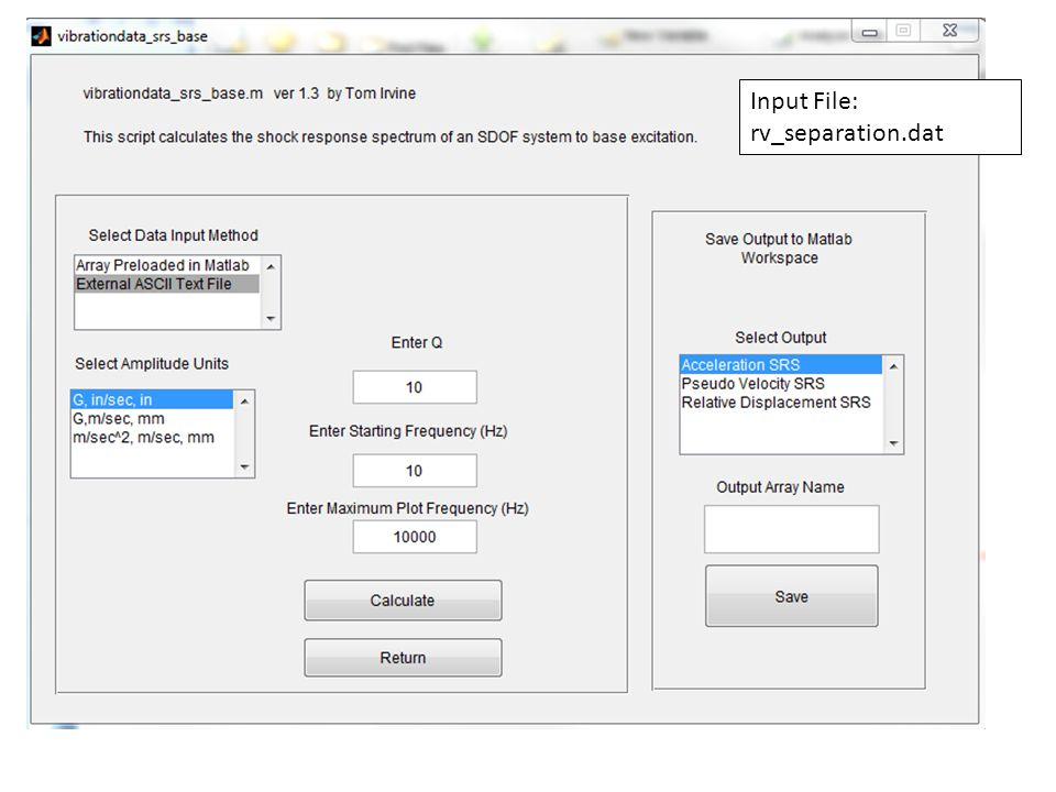 Input File: rv_separation.dat