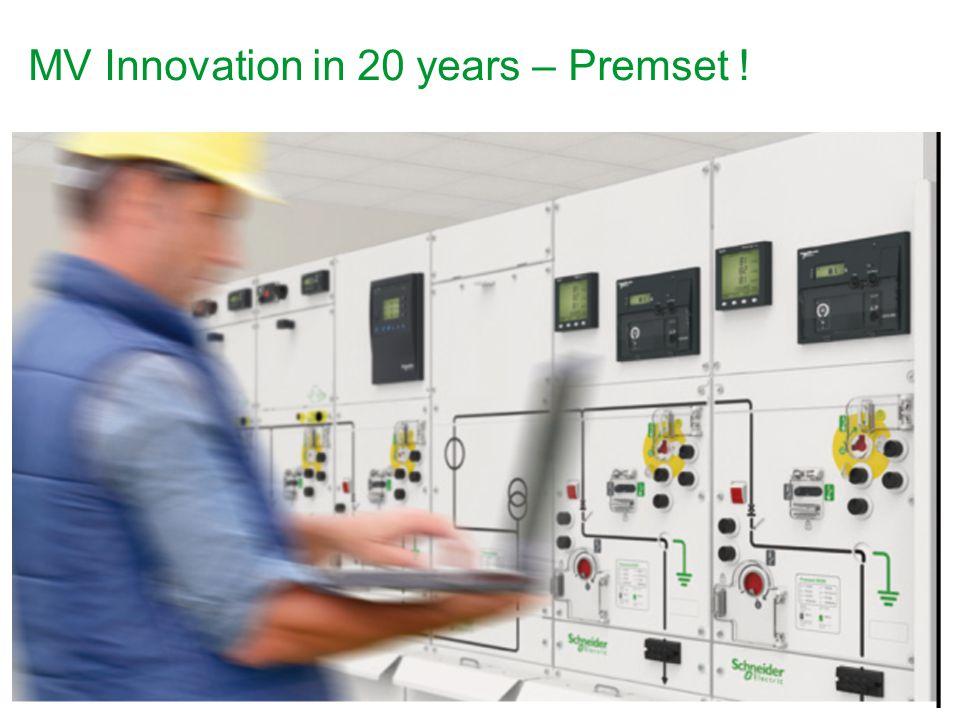 MV Innovation in 20 years – Premset !