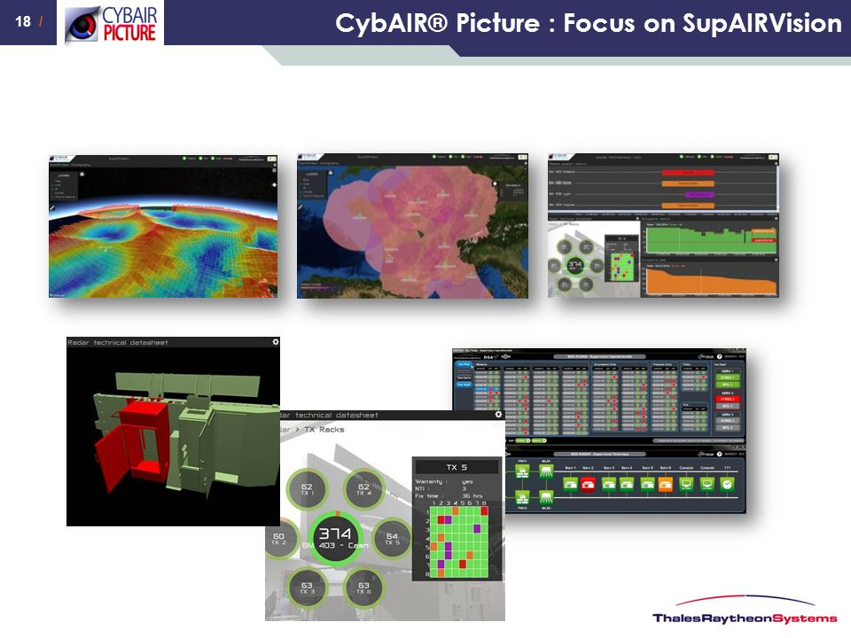 CybAIR® Picture : Focus on SupAIRVision