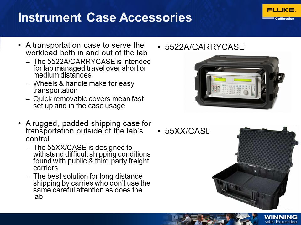 Instrument Case Accessories