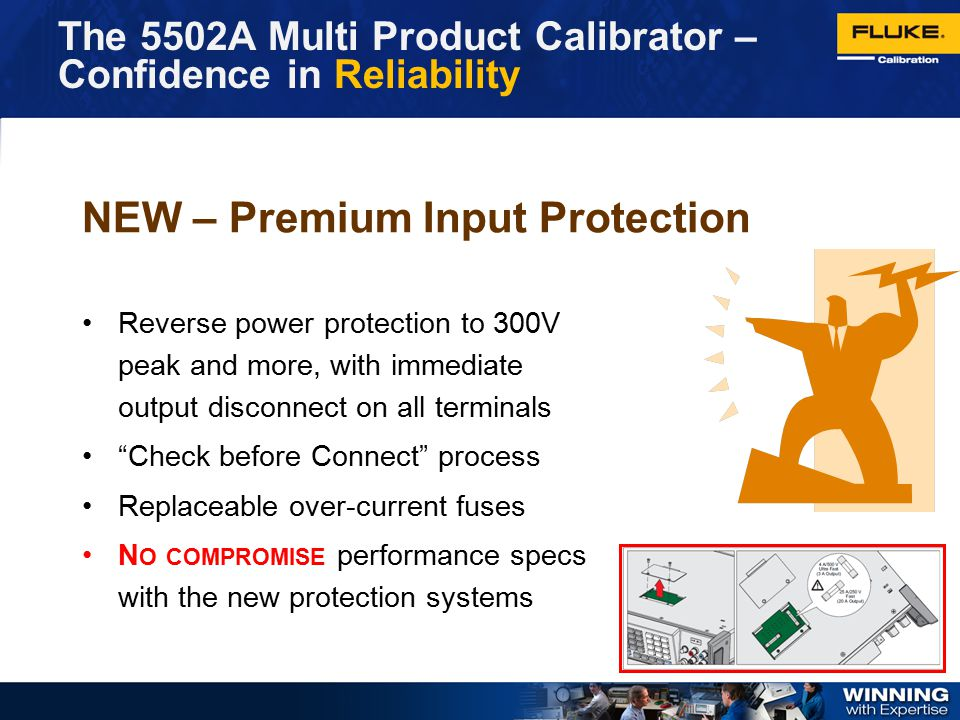 NEW – Premium Input Protection